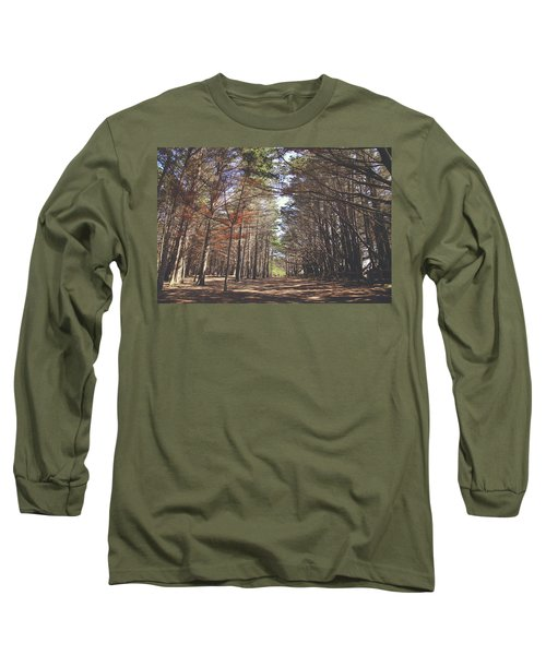 Making Our Way Through Long Sleeve T-Shirt by Laurie Search