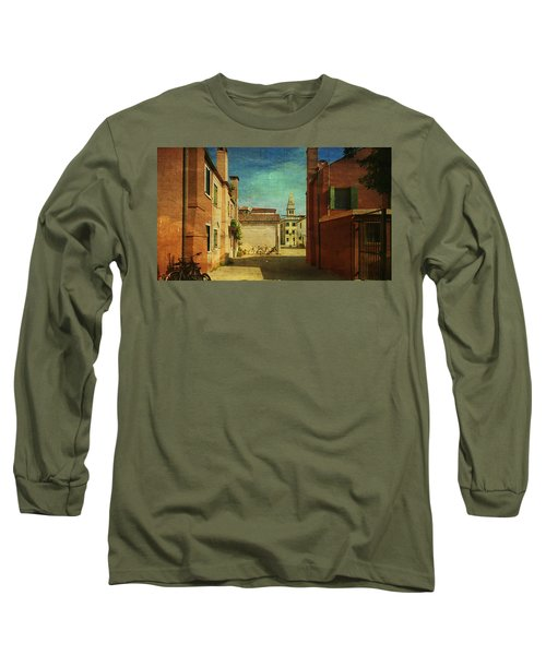 Malamocco Perspective No3 Long Sleeve T-Shirt