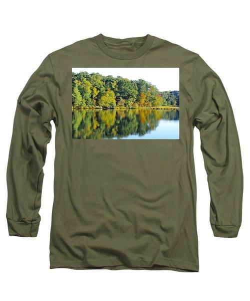 Mallows Bay Long Sleeve T-Shirt