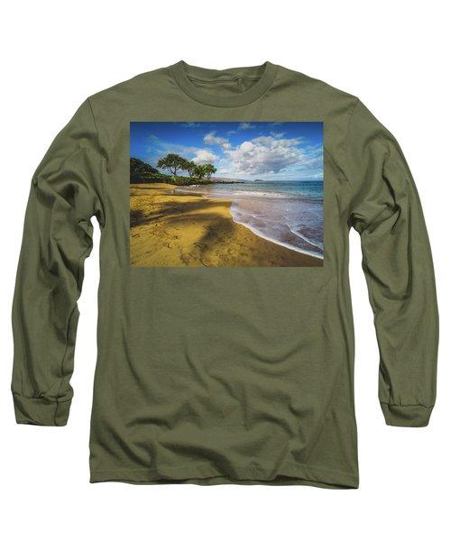 Maluaka Beach Long Sleeve T-Shirt