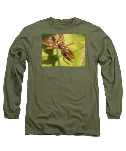 Mantid Fly Long Sleeve T-Shirt