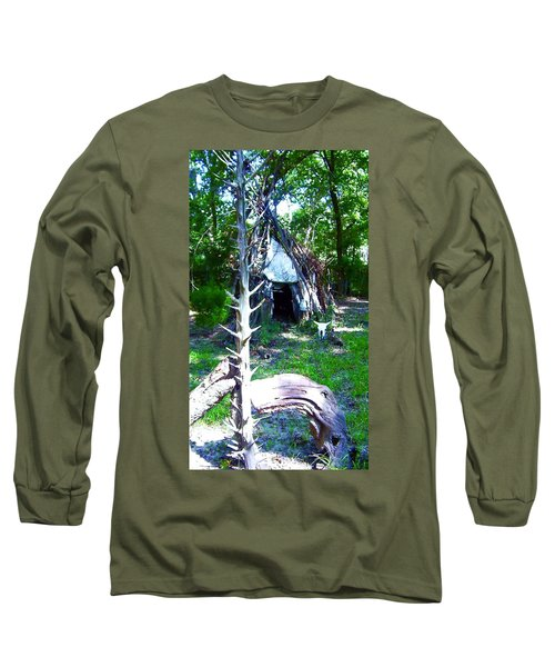 Many Journies Long Sleeve T-Shirt
