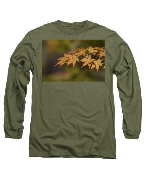 Maple Long Sleeve T-Shirt