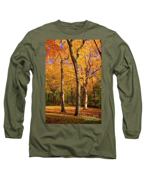 Maple Treo Long Sleeve T-Shirt