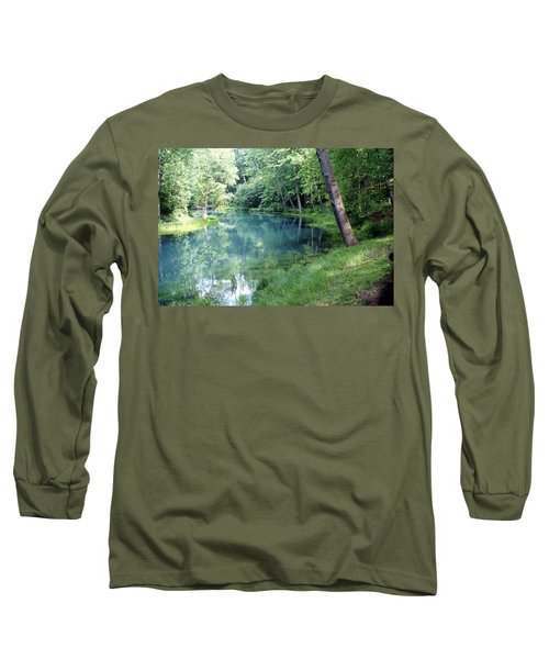 Maramec Springs 1 Long Sleeve T-Shirt