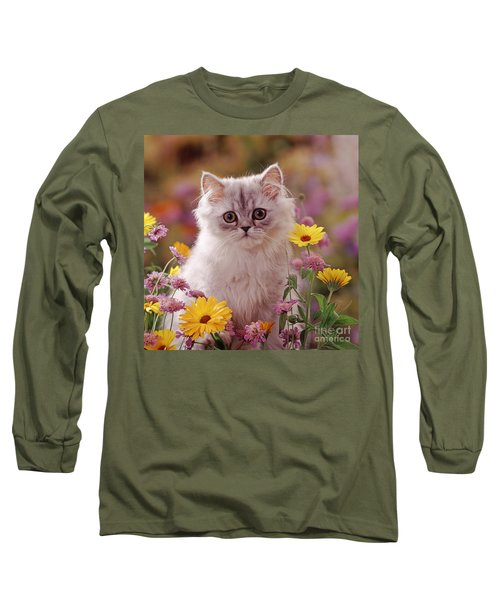 Marigold Chinchilla Long Sleeve T-Shirt