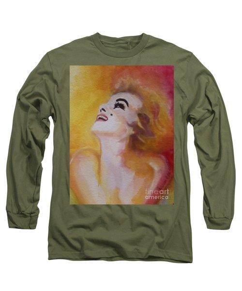 Marilyn Monroe 04 Long Sleeve T-Shirt