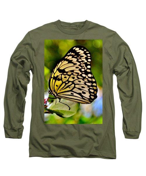 Mariposa Butterfly Long Sleeve T-Shirt