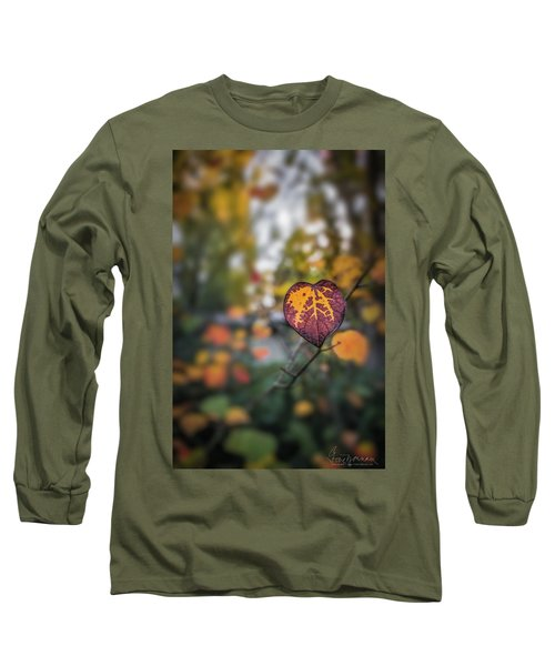 Marked Long Sleeve T-Shirt