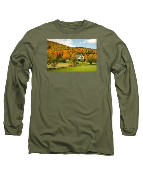 Long Sleeve T-Shirt featuring the photograph Marlboro Madness by Paul Miller