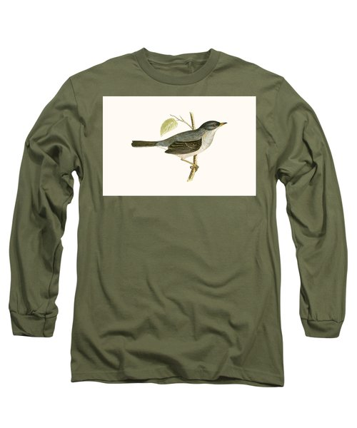 Marmora's Warbler Long Sleeve T-Shirt