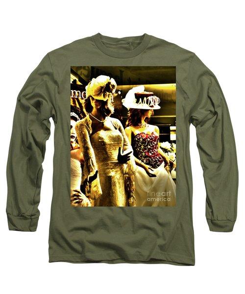 Married Girls Long Sleeve T-Shirt