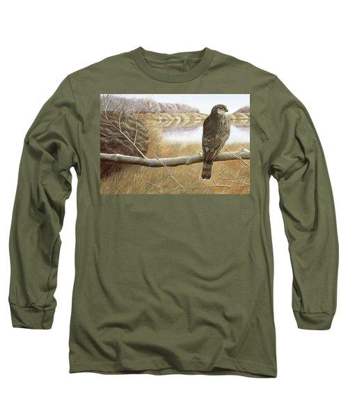 Marsh Hawk Long Sleeve T-Shirt