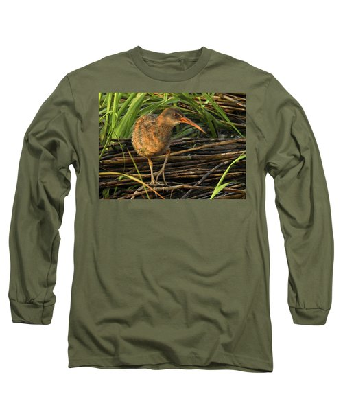 Marsh Hen Long Sleeve T-Shirt