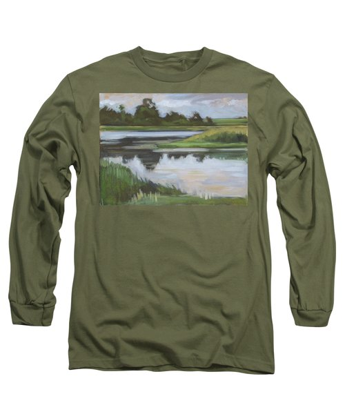 Marsh, June Afternoon Long Sleeve T-Shirt