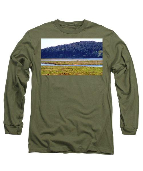 Marsh People Long Sleeve T-Shirt