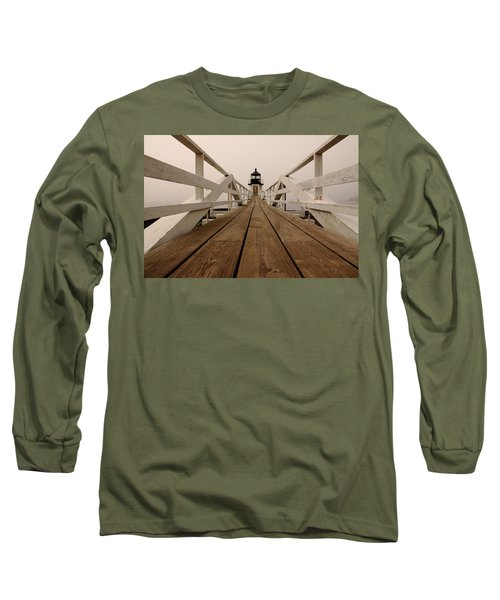 Marshall Point Fog Long Sleeve T-Shirt