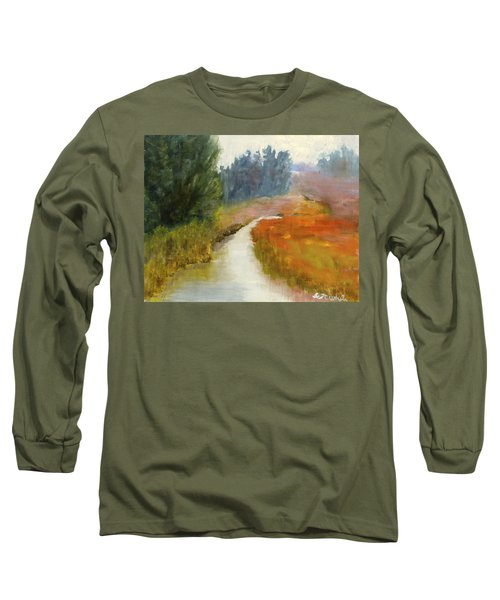 Marshes Of New England Long Sleeve T-Shirt