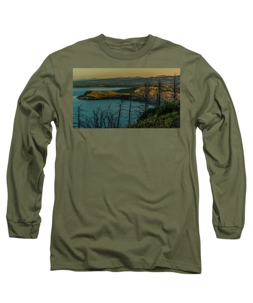 Mary Bay At Dawn Long Sleeve T-Shirt