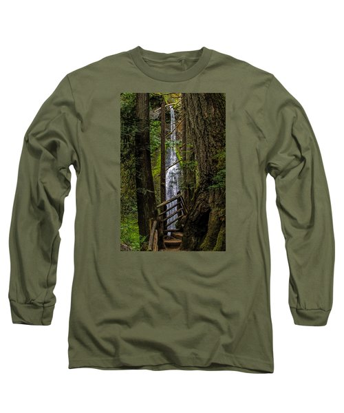 Mary Mere Long Sleeve T-Shirt by Alana Thrower