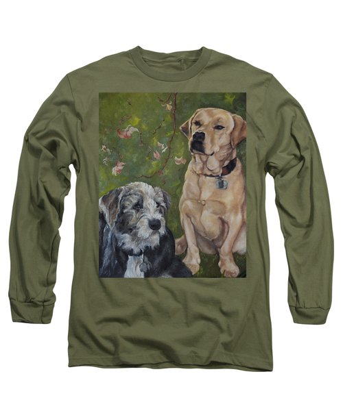 Max And Molly Long Sleeve T-Shirt