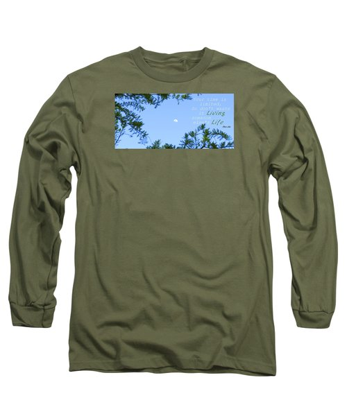 Time Well Spent Long Sleeve T-Shirt