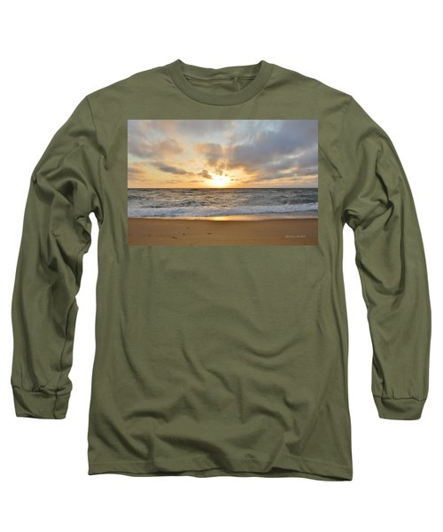 May Sunrise In Obx Long Sleeve T-Shirt