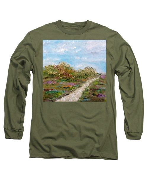 May The Road Rise Up To Meet You Long Sleeve T-Shirt
