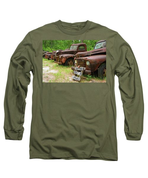 May They Rust In Peace Long Sleeve T-Shirt