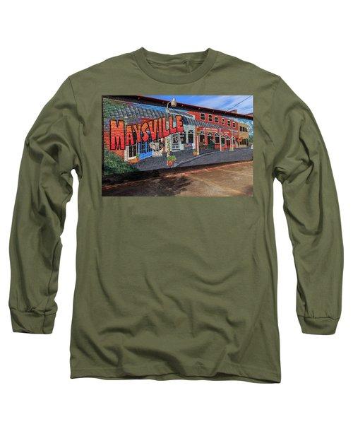 Maysville Mural Long Sleeve T-Shirt