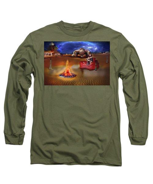 Mazzy Stars Long Sleeve T-Shirt