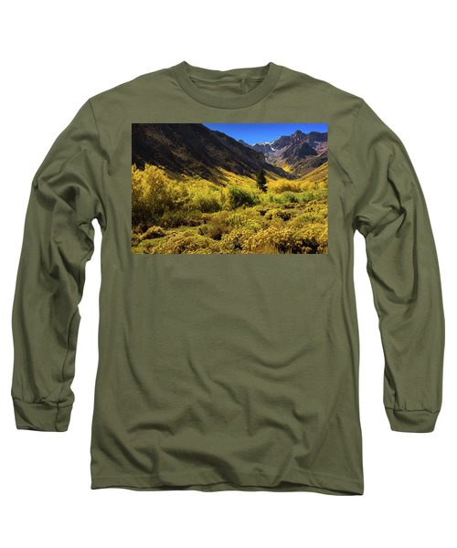 Mcgee Creek Alive With Color Long Sleeve T-Shirt