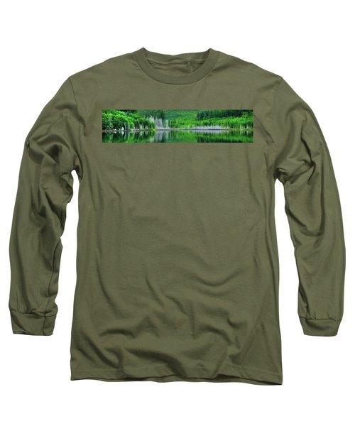 Mcguire Reservoir P Long Sleeve T-Shirt