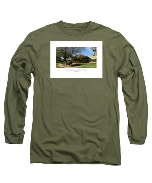 Mcindoe Statue Long Sleeve T-Shirt