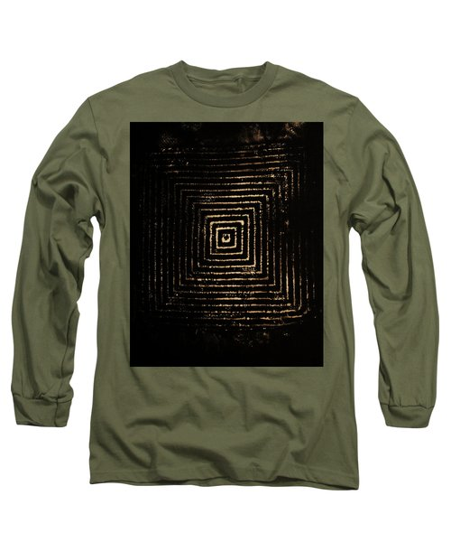 Mcsquared Long Sleeve T-Shirt by Cynthia Powell