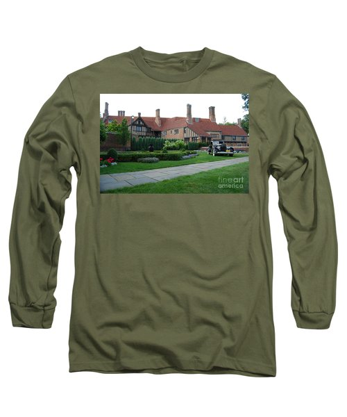Meadowbrook Hall Long Sleeve T-Shirt