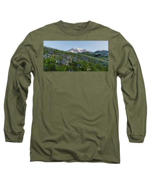 Meadows Of Glory Long Sleeve T-Shirt