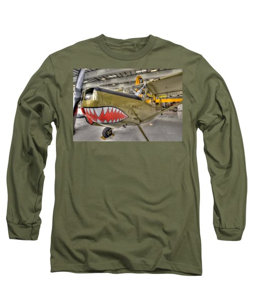 Mean Long Sleeve T-Shirt