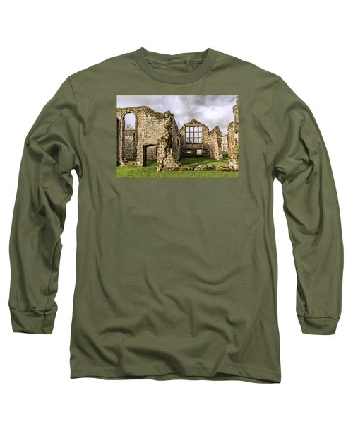 Medieval Ruins Long Sleeve T-Shirt