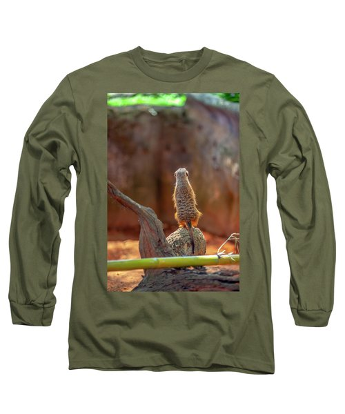 Meerkat 2 Long Sleeve T-Shirt