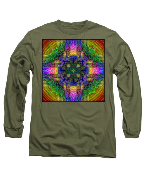 Melted Long Sleeve T-Shirt