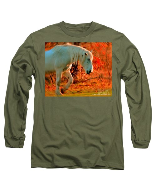 Memories At Sunset Long Sleeve T-Shirt