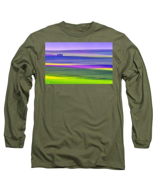 Memories Of Colors Long Sleeve T-Shirt