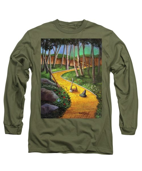 Memories Of Oz Long Sleeve T-Shirt