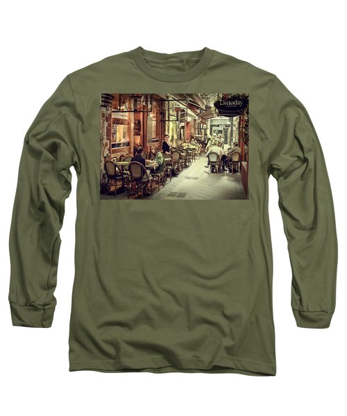Memory Lane Arcanum Edition Long Sleeve T-Shirt