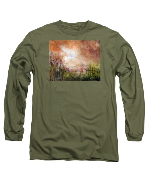 Mending Fences Long Sleeve T-Shirt