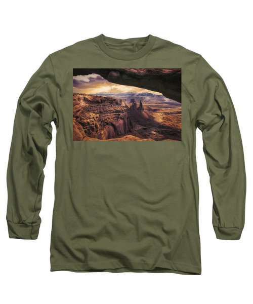 Mesa Arch Long Sleeve T-Shirt by James Bethanis