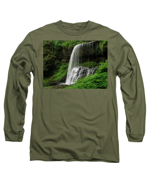 Middle Falls Long Sleeve T-Shirt