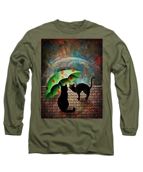 Midnight Love 3 Long Sleeve T-Shirt