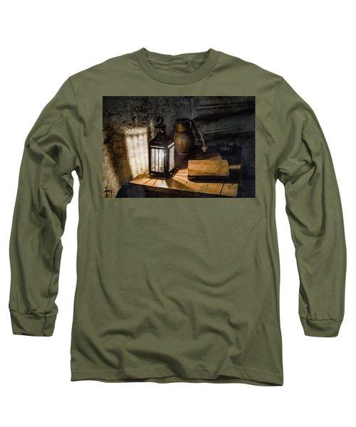 Paris, France - Midnight Oil Long Sleeve T-Shirt